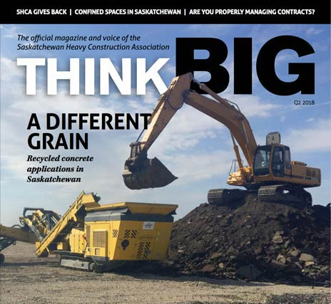 Think BIG Q2 2018 Cover